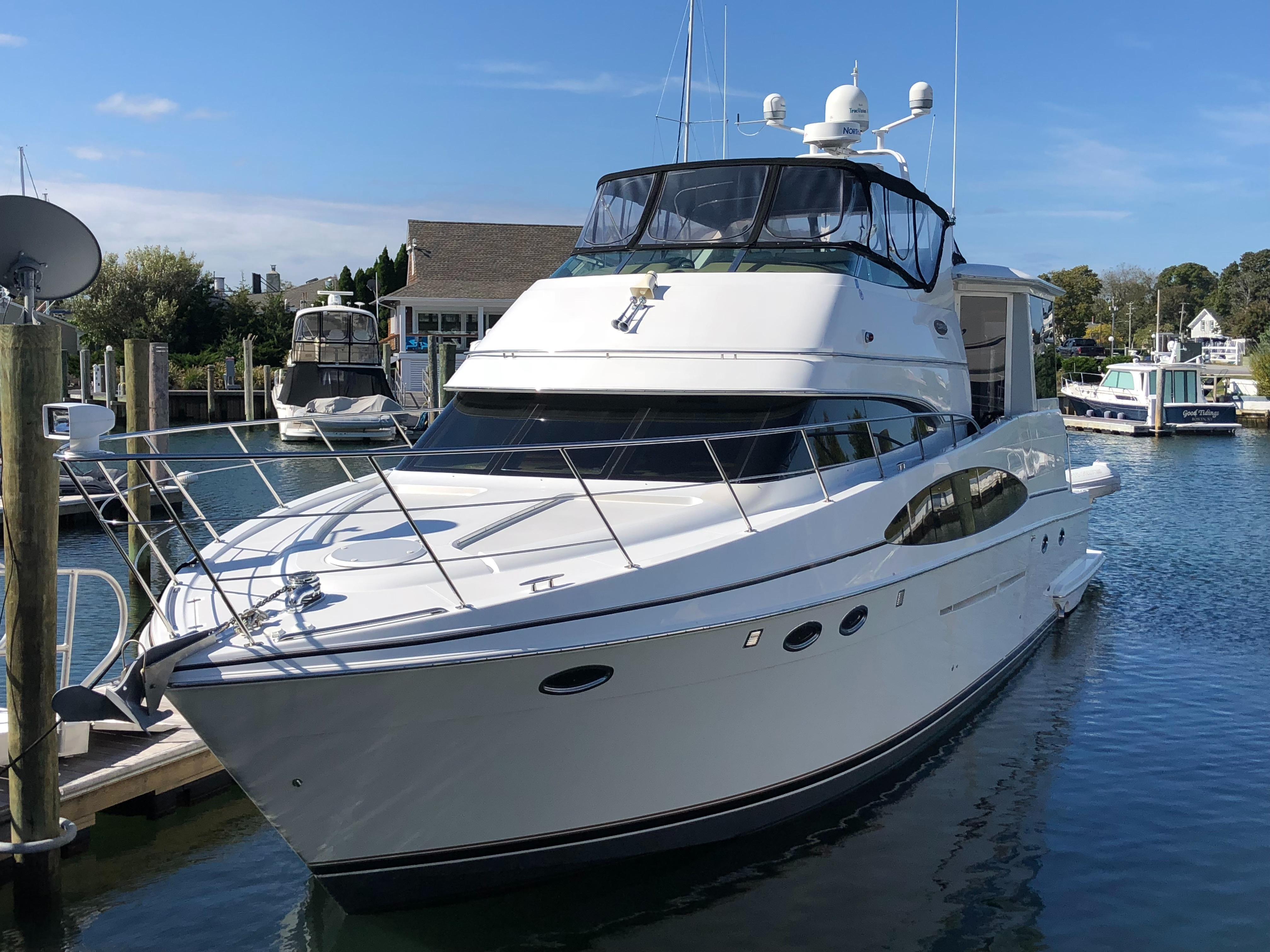 56 ft Carver 564 Cockpit Motor Yacht