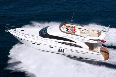 Princess 58 Flybridge. Length: 59. Year: 2007. Price: €749950.00