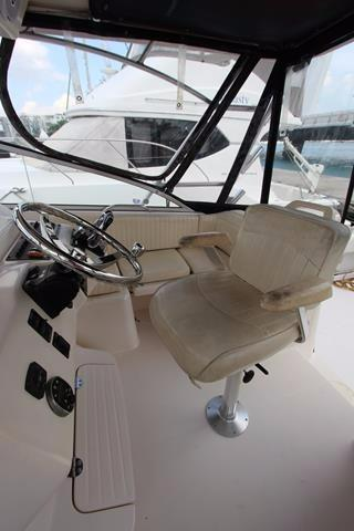 Helm seat and additional seating