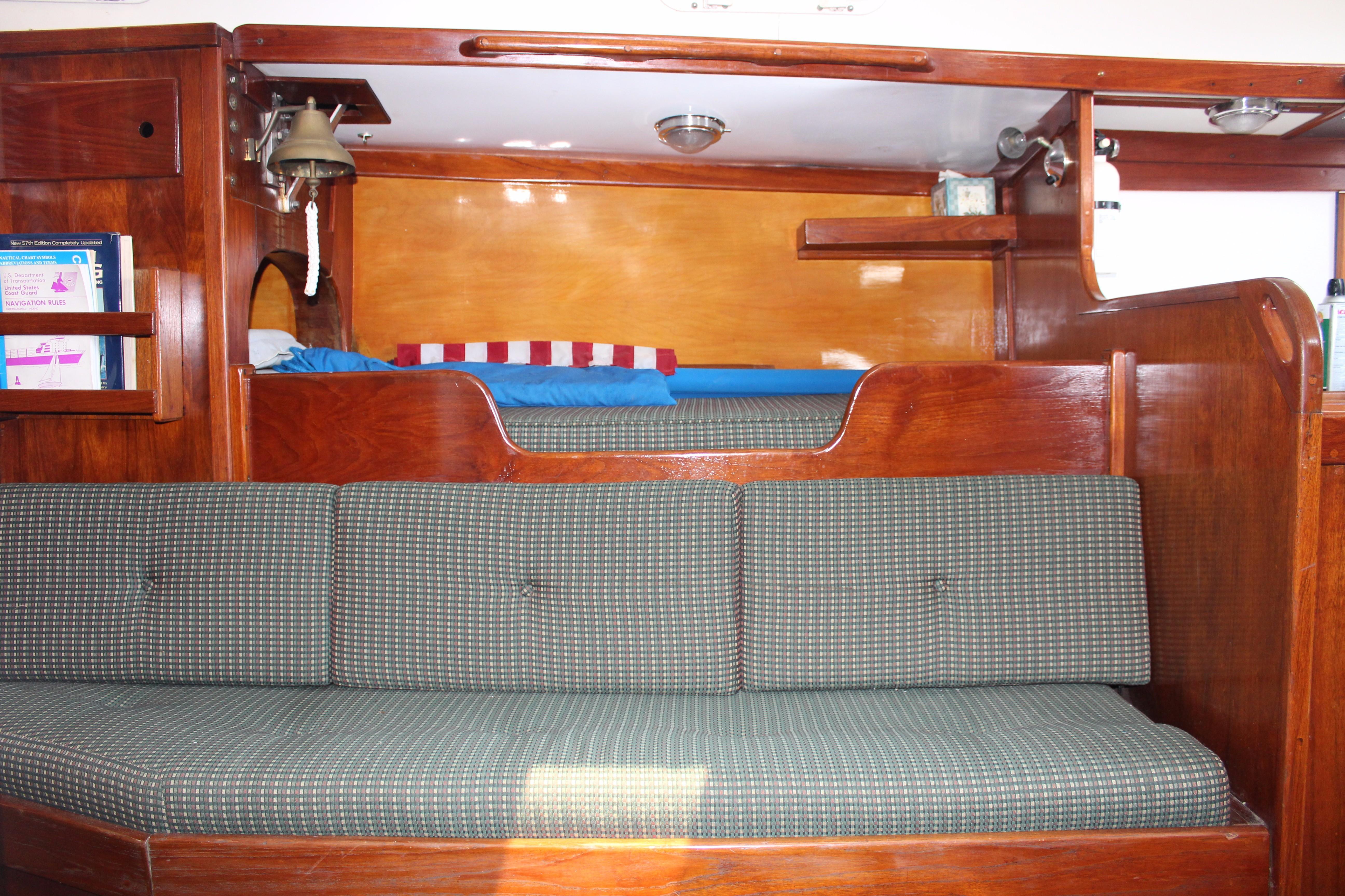 1977 Tartan 37 | Sailboats for Sale