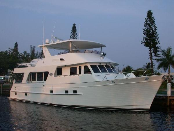 65' Outer Reef Yachts 2007