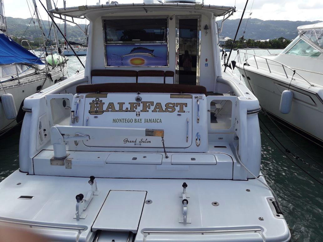 52 ft Tiara 52 Express Cruiser