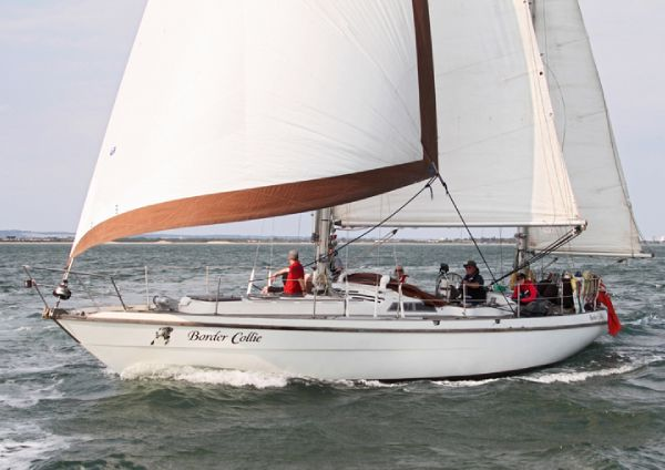 Moody 44 ketch boat for sale