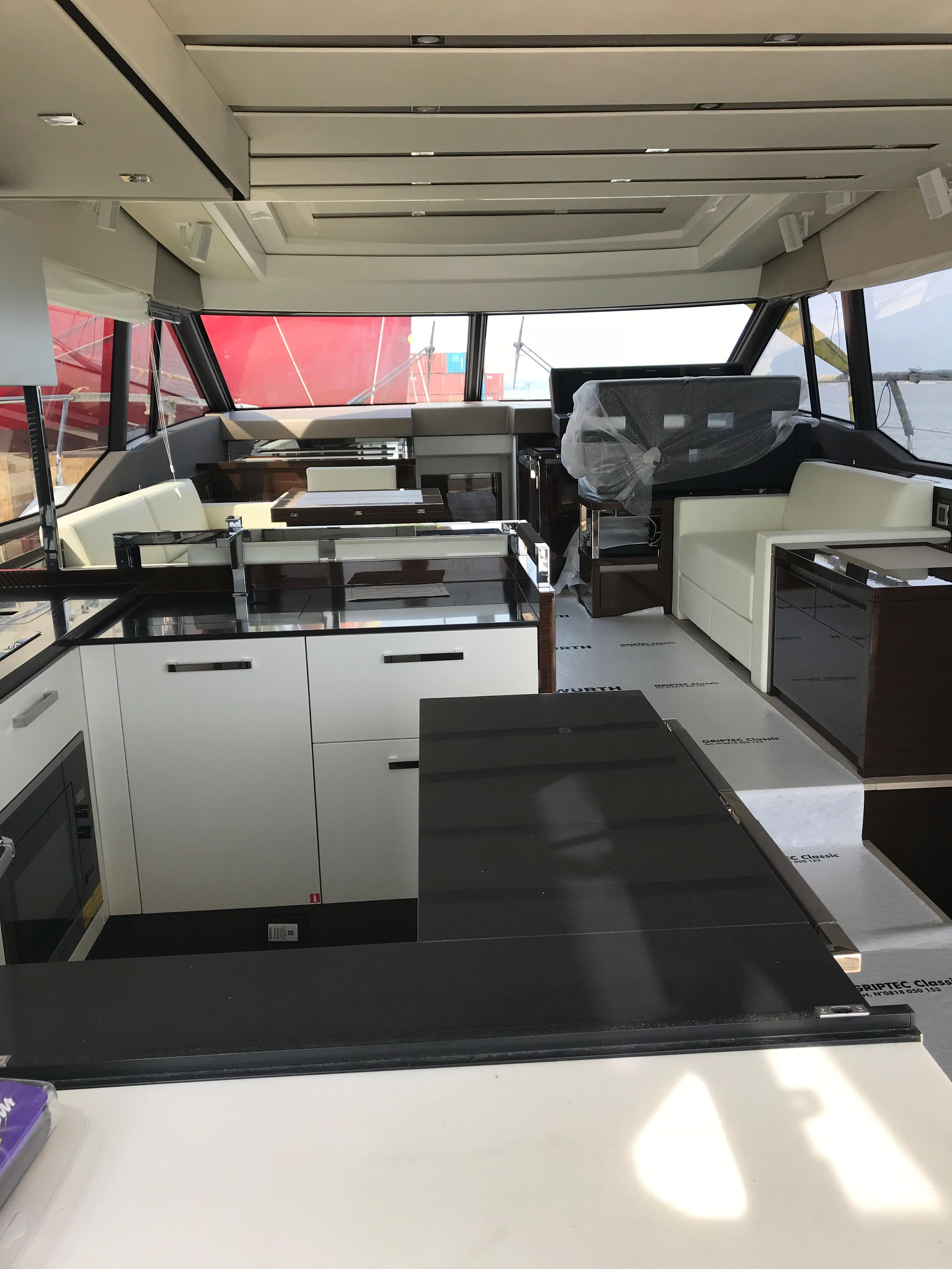 2018 Prestige 630s Coupé Motor Yacht Yacht for Sale in ...