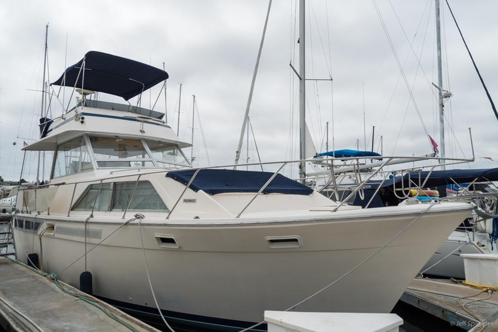 Picture Of:  40' Pacemaker Motor Yacht 1973Yacht For Sale   57