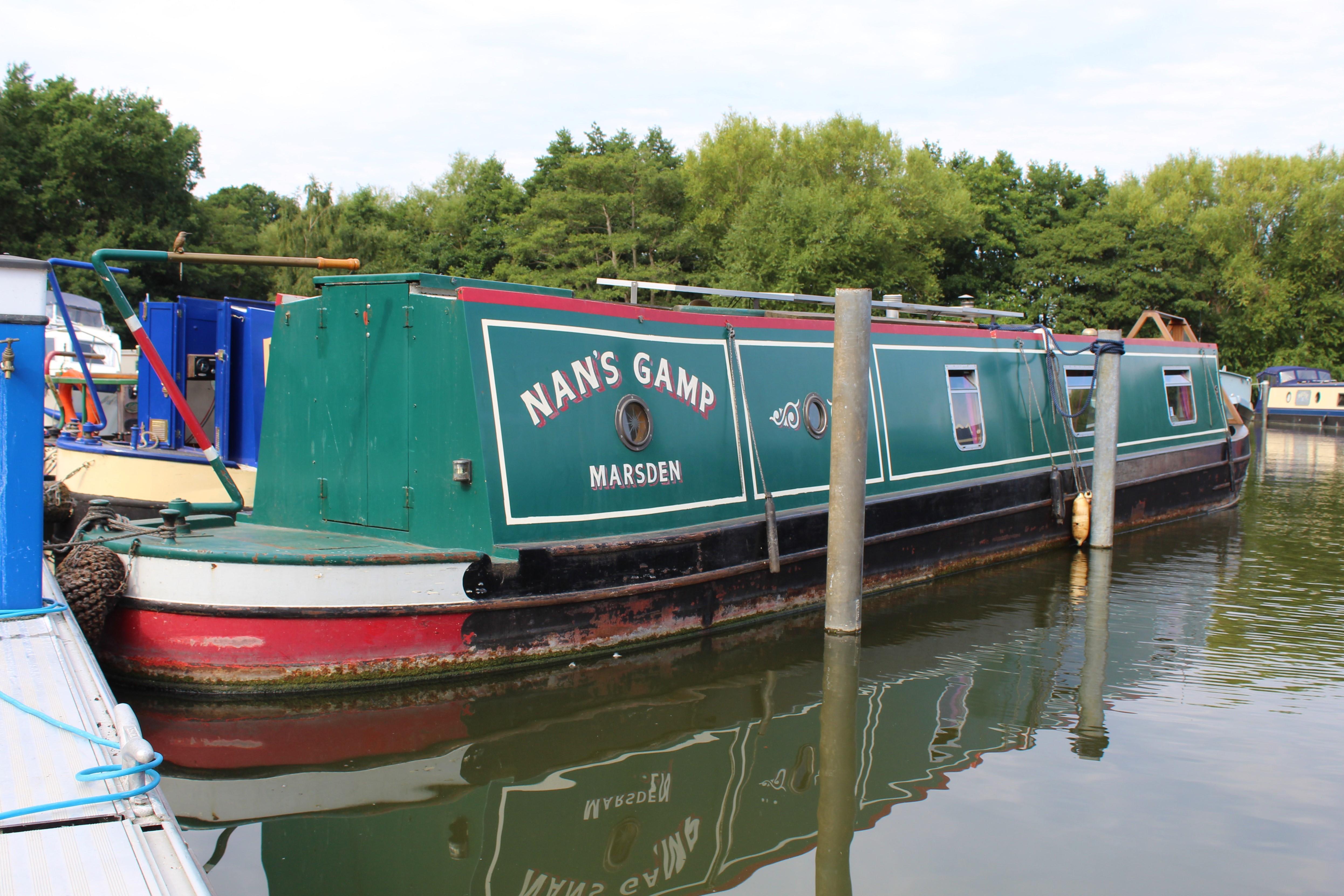 Peter Nicholls Steelboats 47' 6'' Narrowboat