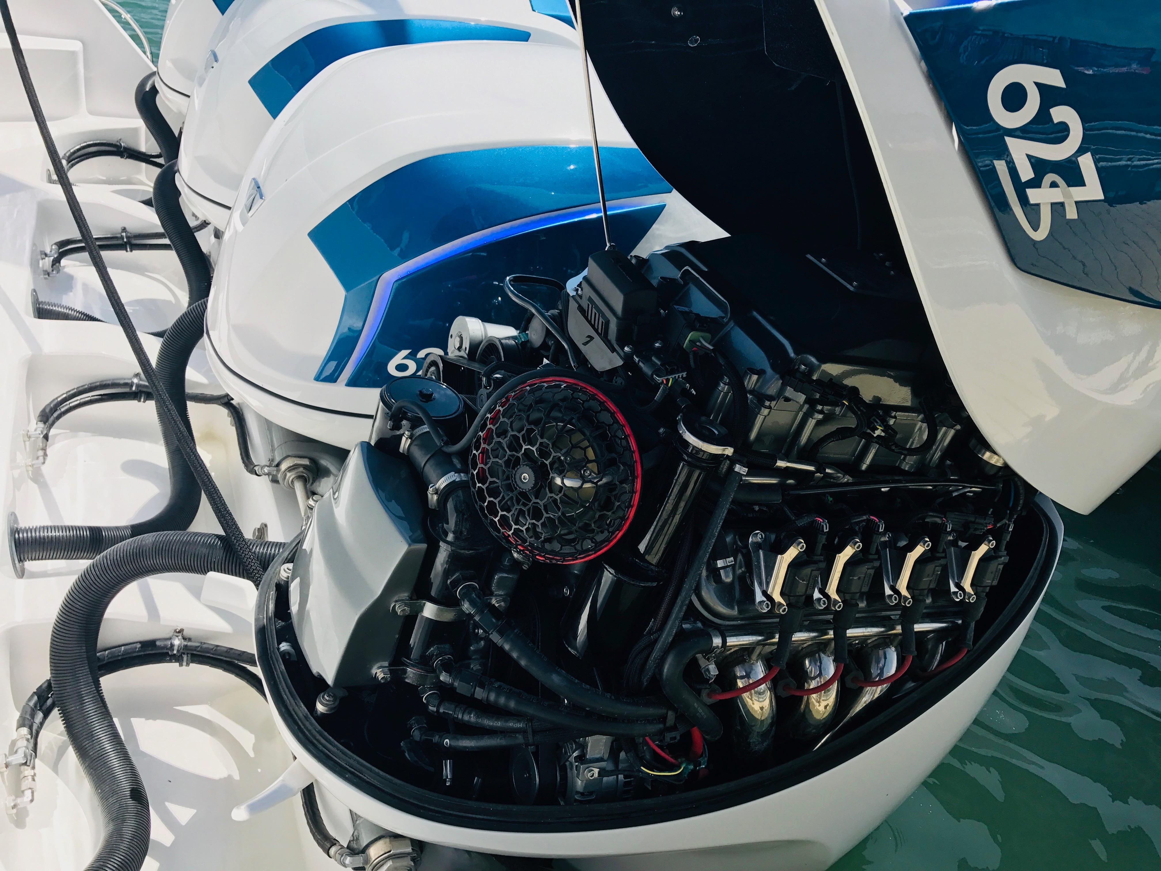 48 Intrepid Custom Motors
