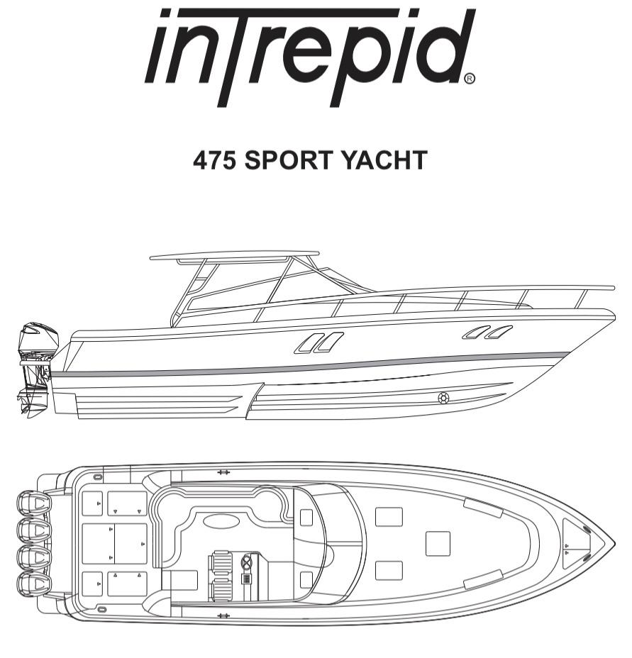 2017 47.5 ft Yacht For Sale | Allied Marine Viking Yacht Wiring Diagram on