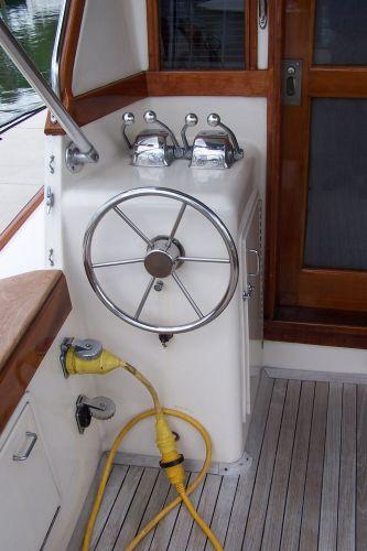 Cockpit Helm