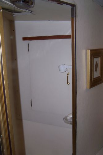 Stand Up Shower W/ Seat