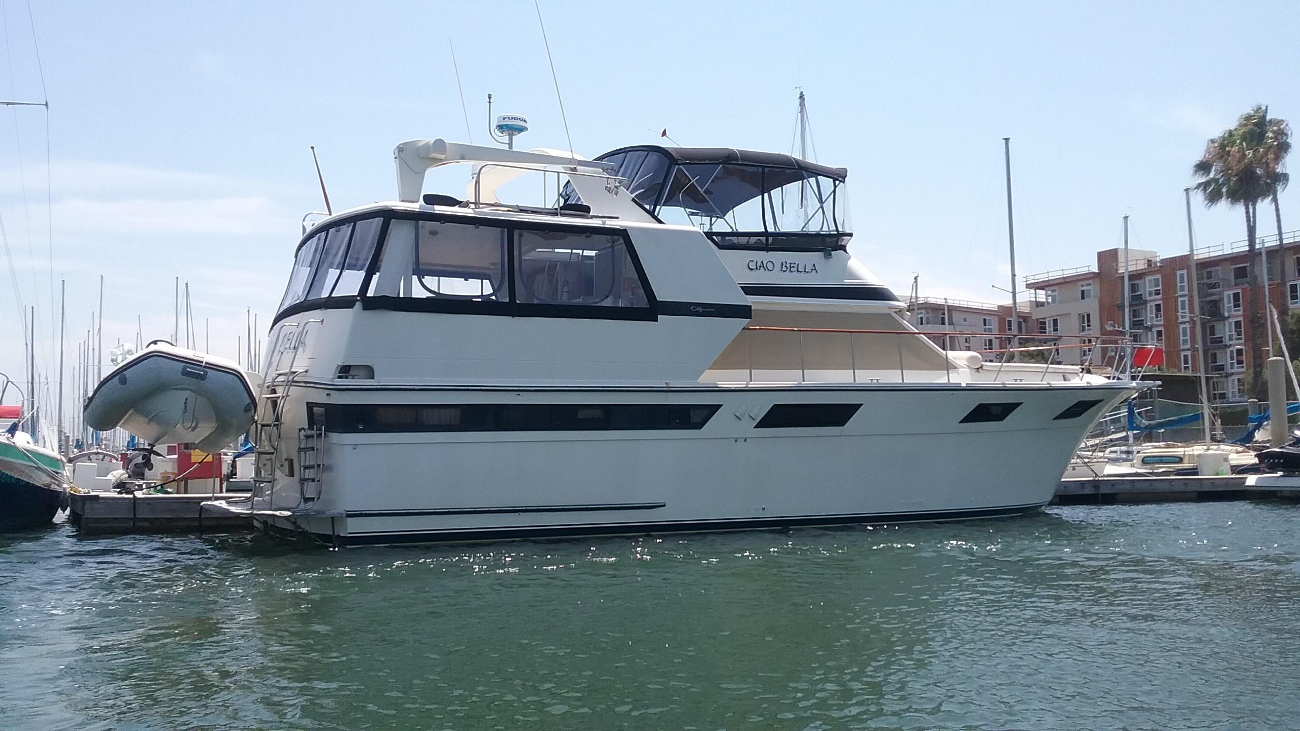 Luxury Yacht, Yachts for Sale, Brokerage, Fleming Yacht, Corvette