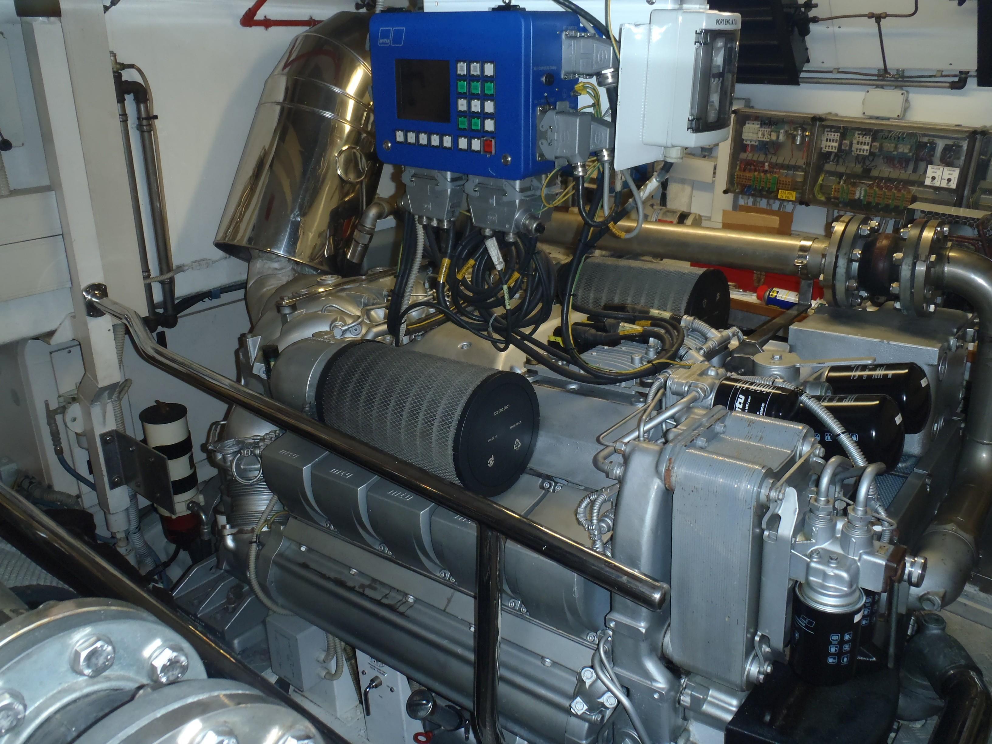 Port MTU M-93 1500