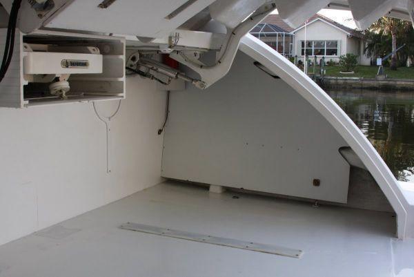 Transom garage