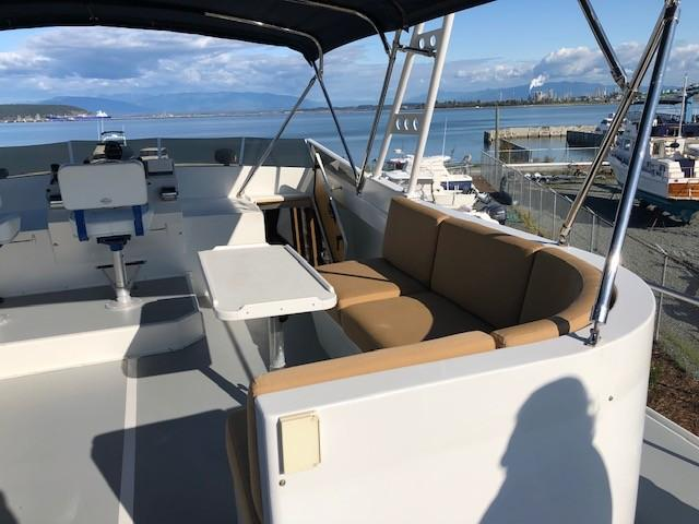 Custom Aluminum Pilothouse J Simpson