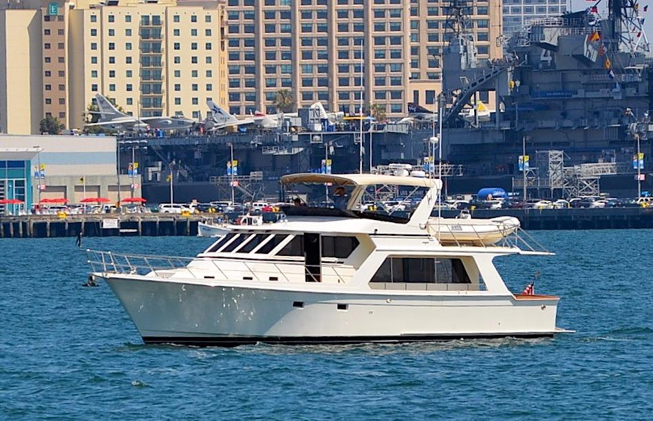Used Offshore Yachts For Sale In All Localizations Mls