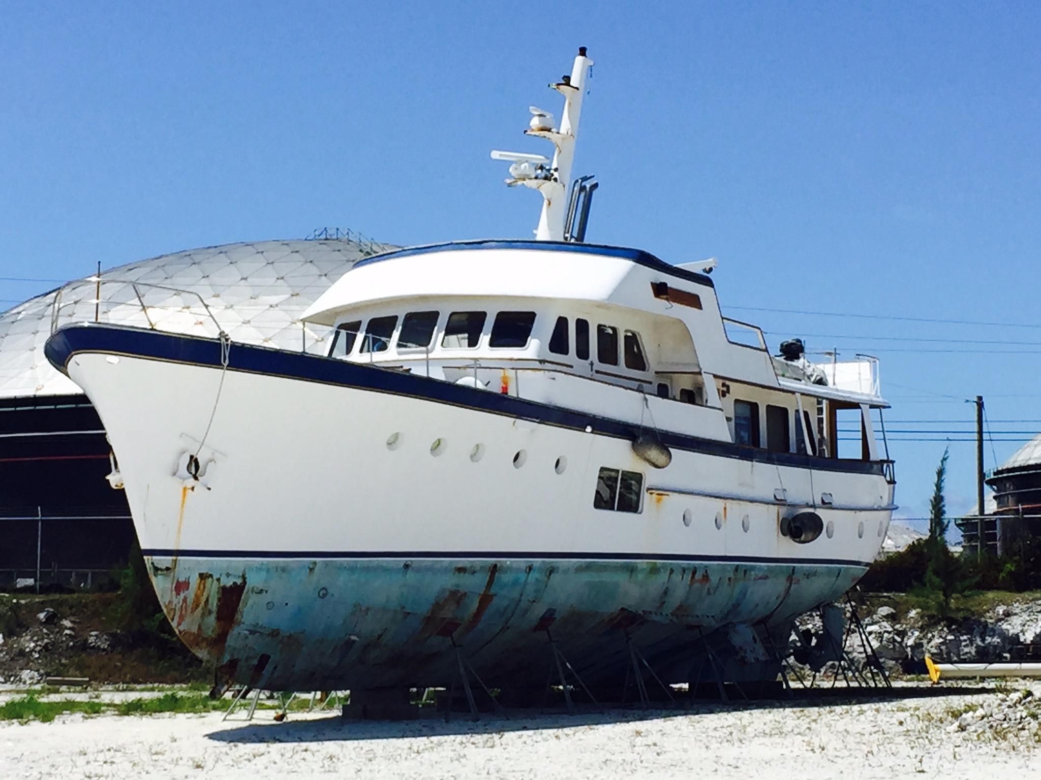 Midnight Express Boat For Sale >> 86 ft Feadship 1964 City (ex: Exact, Anoatok) Freeport | Denison Yacht Sales
