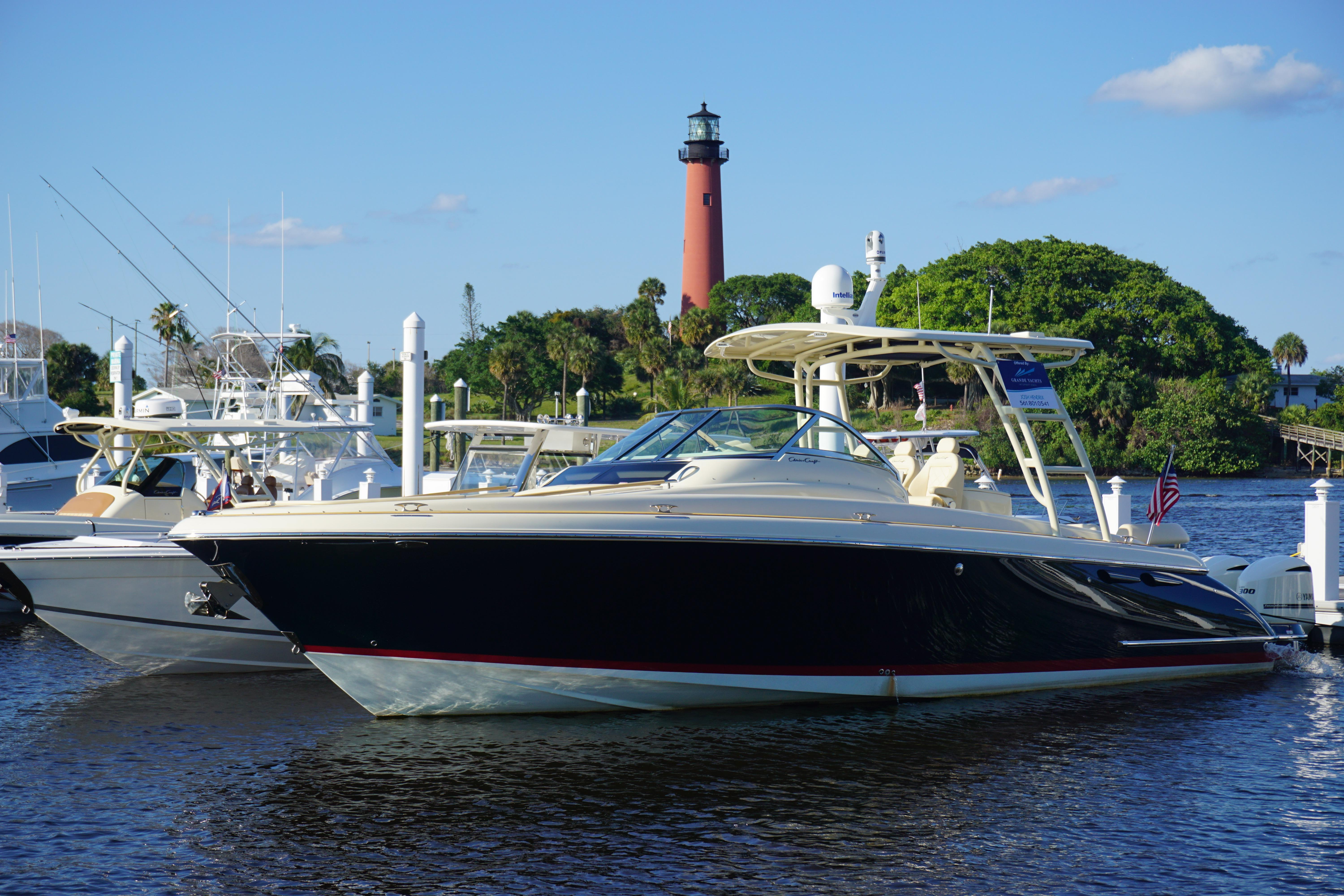 Used chris craft yachts for sale for Used chris craft launch for sale