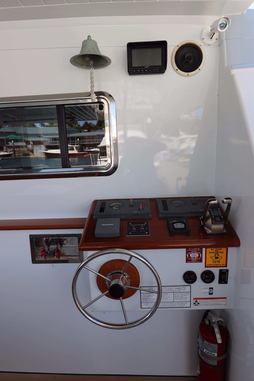 Aft Steering Station
