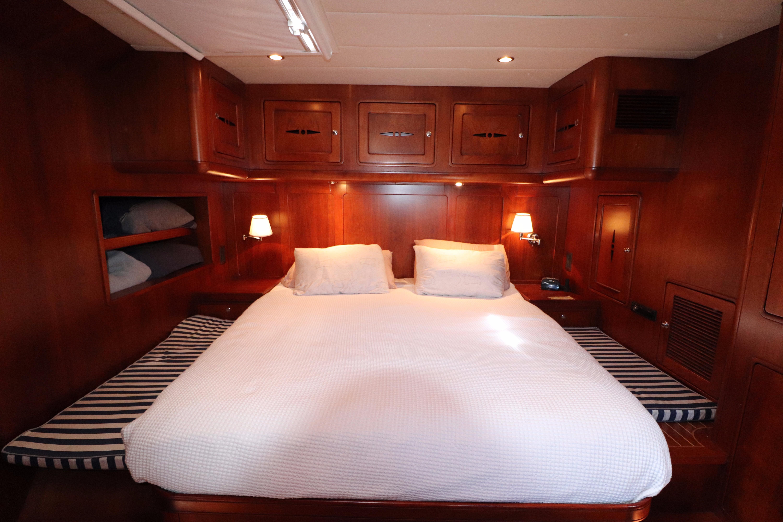 Starboard Master Statroom