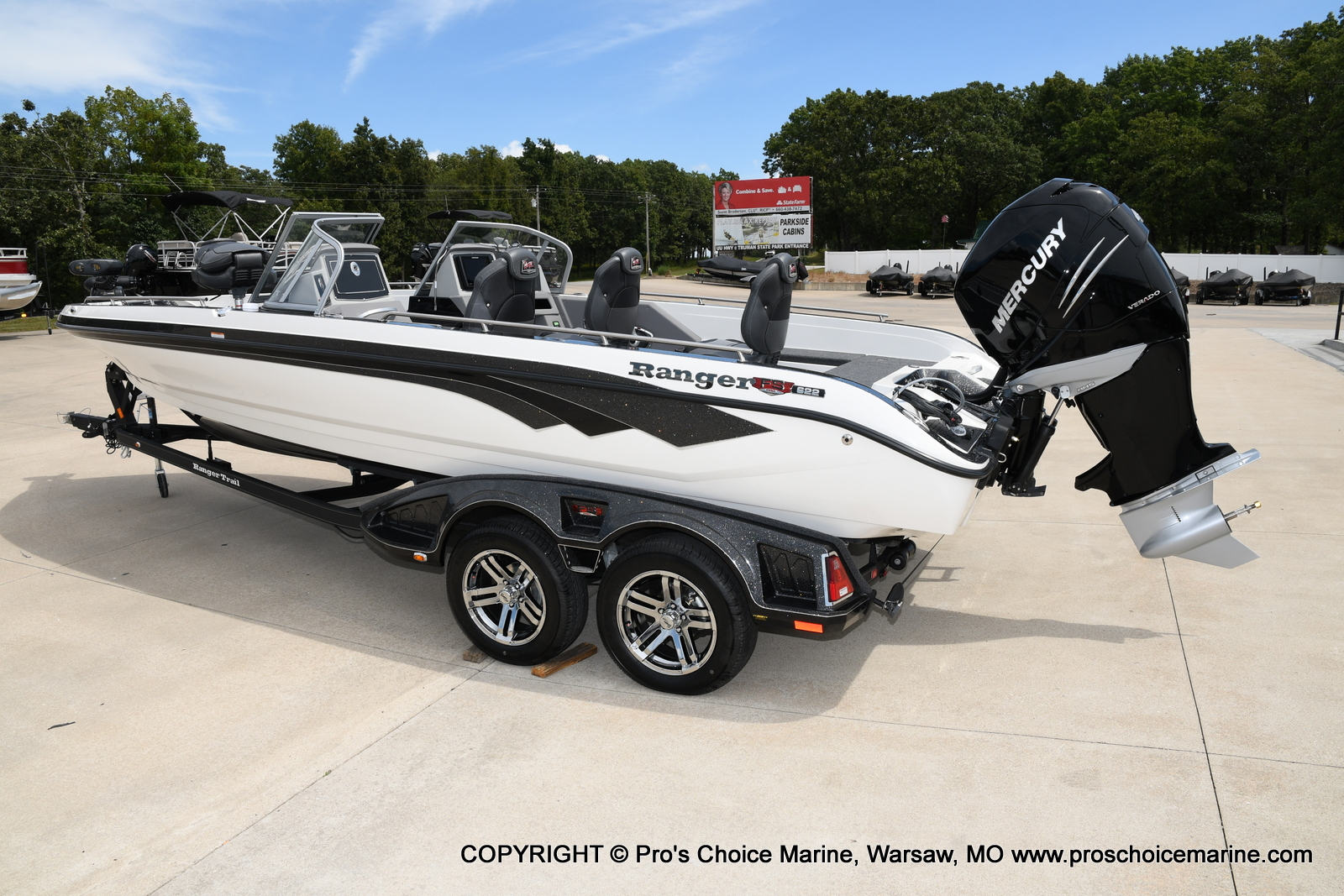 2021 Ranger Boats boat for sale, model of the boat is 622FS PRO w/400HP VERADO & Image # 41 of 50