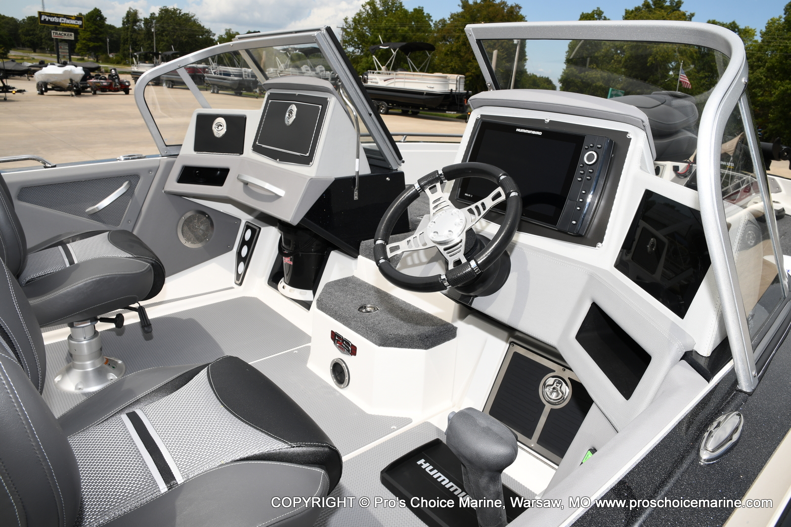 2021 Ranger Boats boat for sale, model of the boat is 622FS PRO w/400HP VERADO & Image # 46 of 50