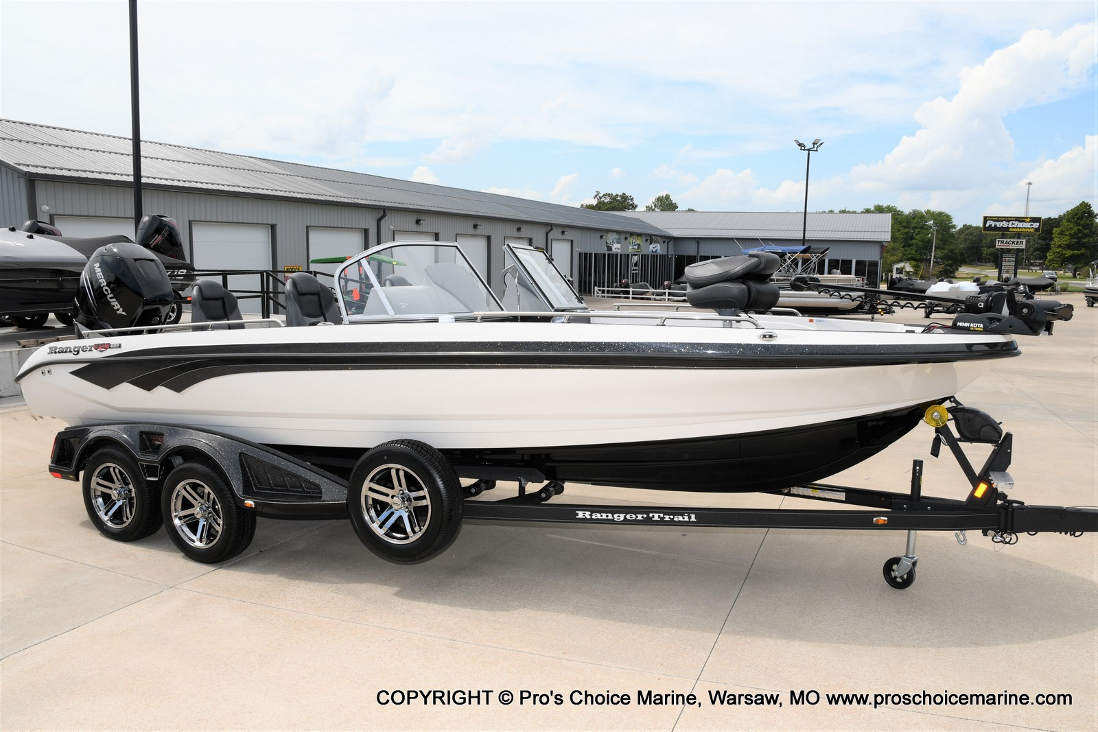 2021 Ranger Boats boat for sale, model of the boat is 622FS PRO w/400HP VERADO & Image # 1 of 50
