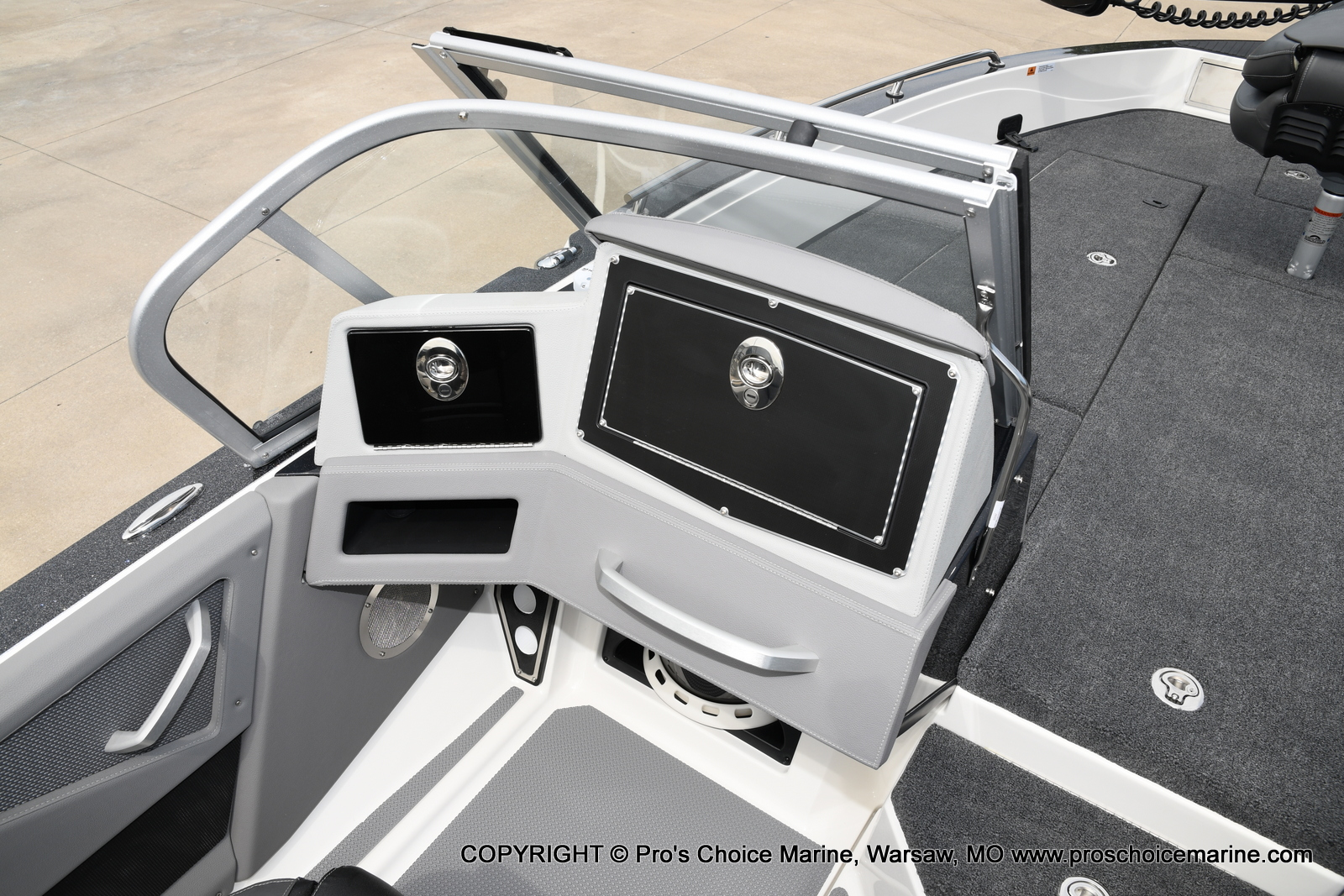 2021 Ranger Boats boat for sale, model of the boat is 622FS PRO w/400HP VERADO & Image # 11 of 50
