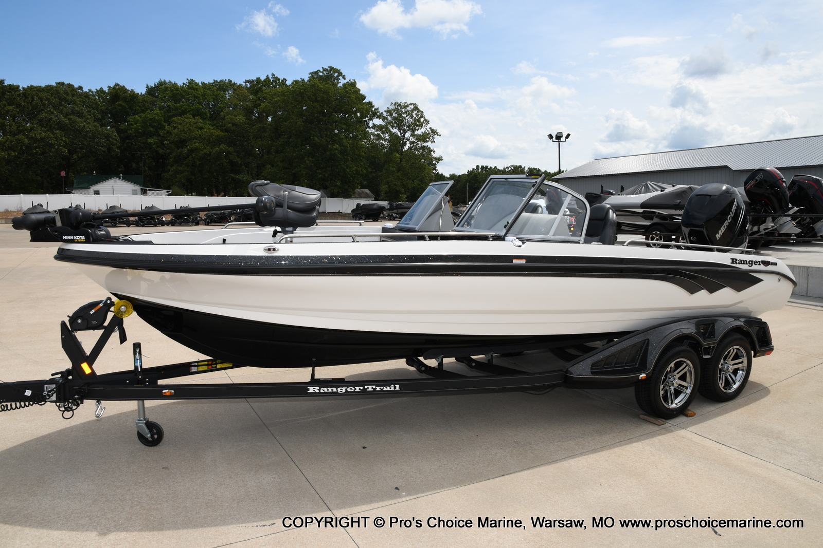 2021 Ranger Boats boat for sale, model of the boat is 622FS PRO w/400HP VERADO & Image # 3 of 50