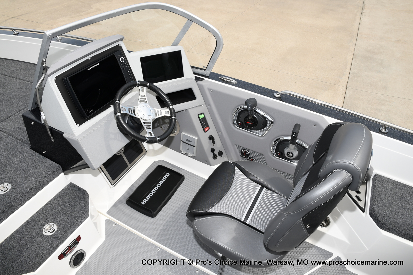 2021 Ranger Boats boat for sale, model of the boat is 622FS PRO w/400HP VERADO & Image # 8 of 50