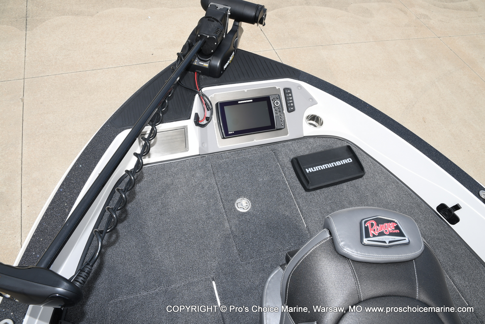 2021 Ranger Boats boat for sale, model of the boat is 622FS PRO w/400HP VERADO & Image # 25 of 50