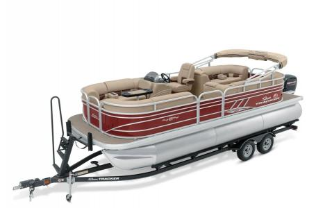 2020 Sun Tracker boat for sale, model of the boat is Party Barge 22XP3 w/150L 4S & Image # 1 of 3