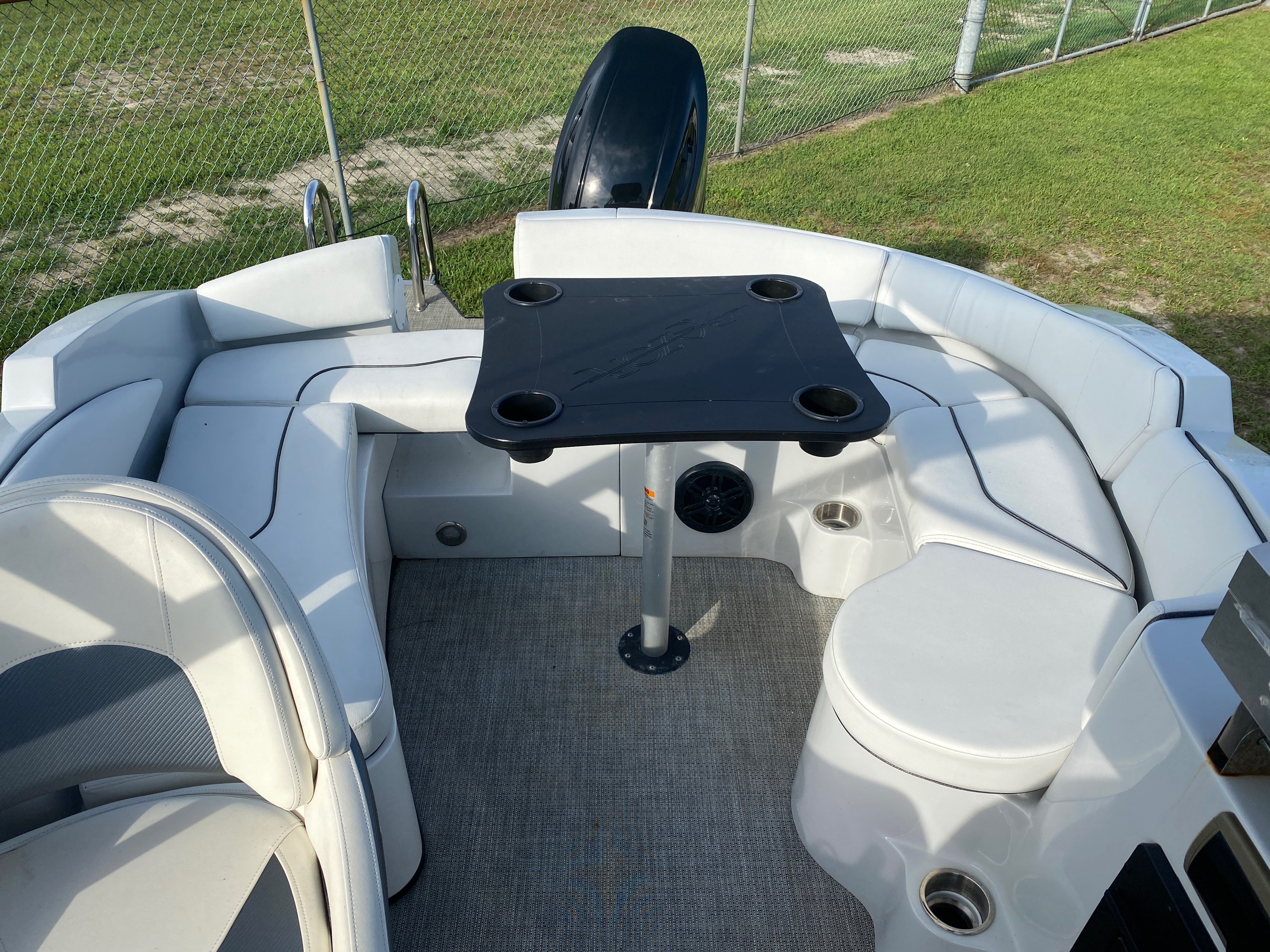 2019 Caravelle boat for sale, model of the boat is 219DD Deck Boat & Image # 14 of 14