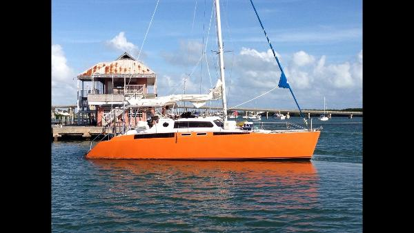 49' 49 ft Custom Catamaran 1996
