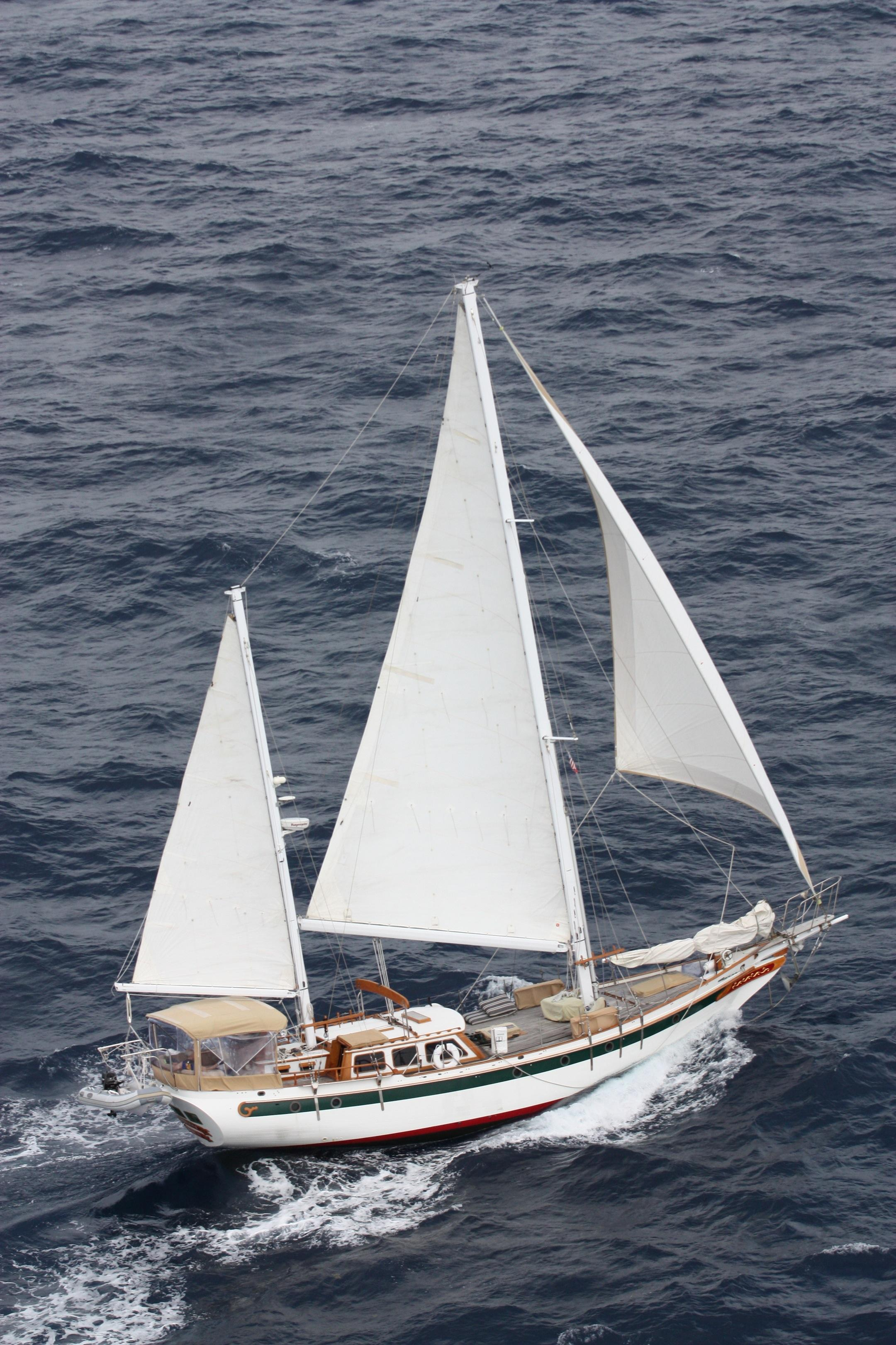 51' Formosa 1974 Cutter Ketch