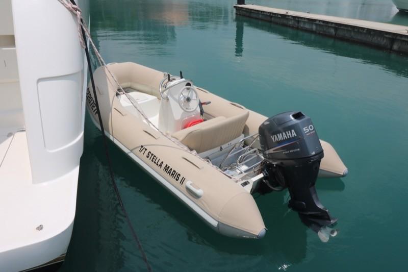 Avon 4.0 RIB with 50 hp Yamaha