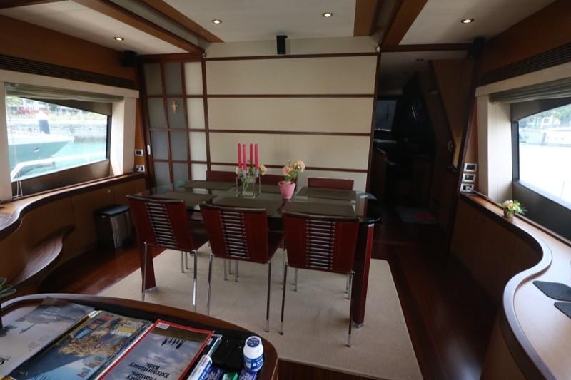 Salon Dining Table