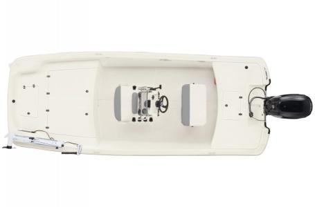 2020 Mako boat for sale, model of the boat is Pro Skiff 17 CC & Image # 13 of 35