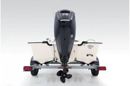 2020 Mako boat for sale, model of the boat is Pro Skiff 17 CC & Image # 25 of 35