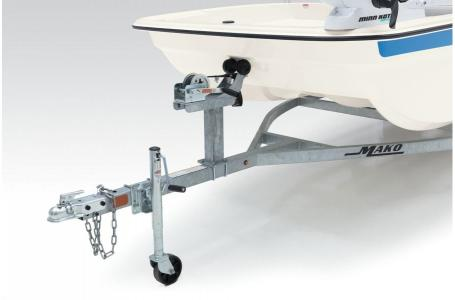 2020 Mako boat for sale, model of the boat is Pro Skiff 17 CC & Image # 33 of 35