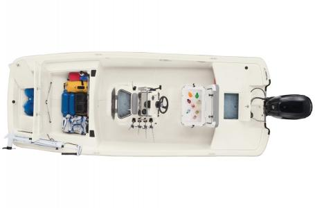 2020 Mako boat for sale, model of the boat is Pro Skiff 17 CC & Image # 9 of 35