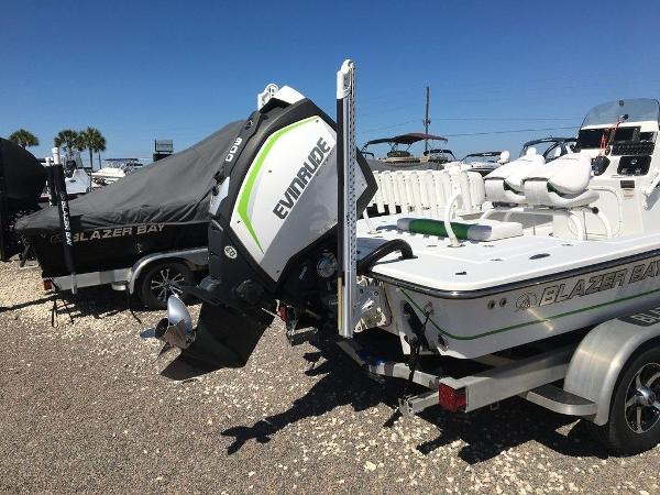 2017 Blazer boat for sale, model of the boat is 675 Ultimate Bay & Image # 6 of 12
