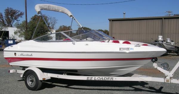 2004 MARIAH SX 18 for sale