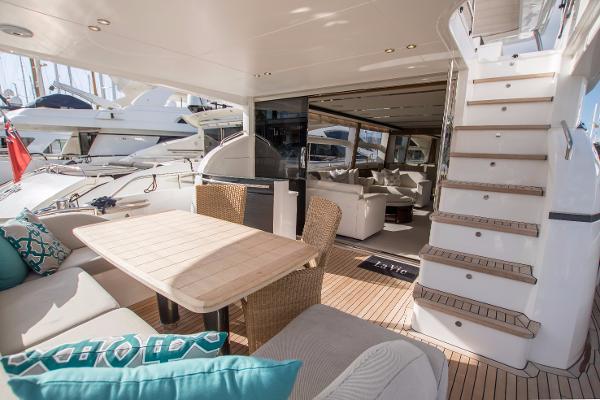 Princess Motor Yacht Sales - Used Princess 82 Motor Yacht