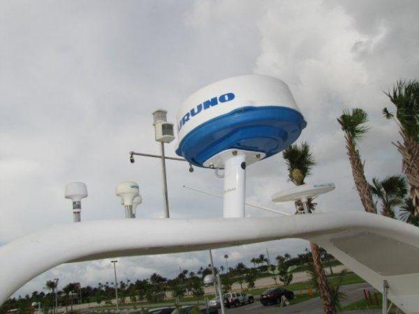 Gulf Craft Radar Arch