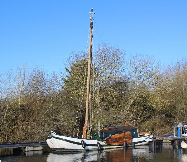 Barge Tjalk