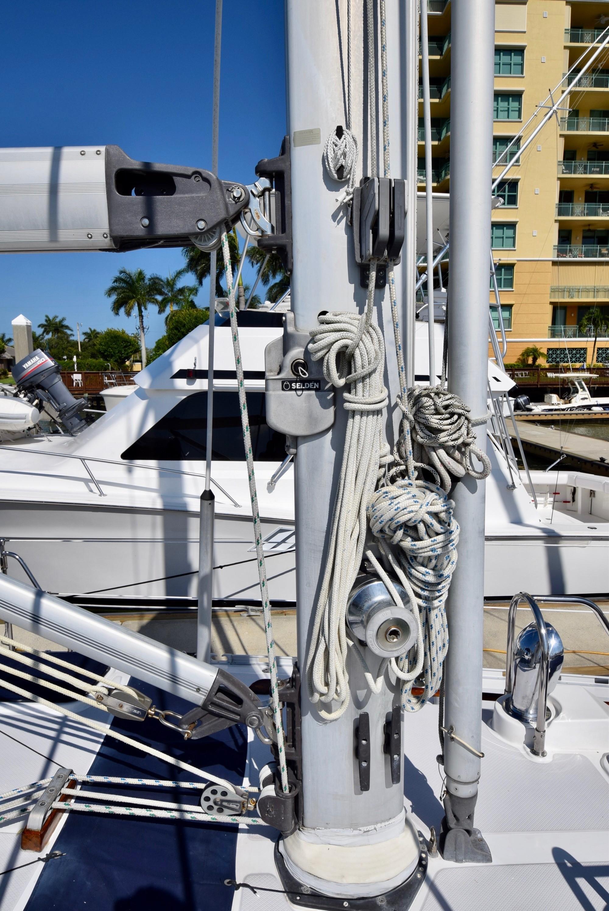 46 Hylas Aeolia 1996 Marco Island | Denison Yacht Sales