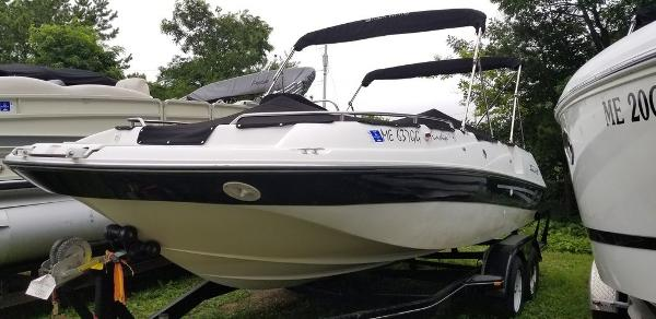 2001 FOUR WINNS 22' FUN SHIP for sale