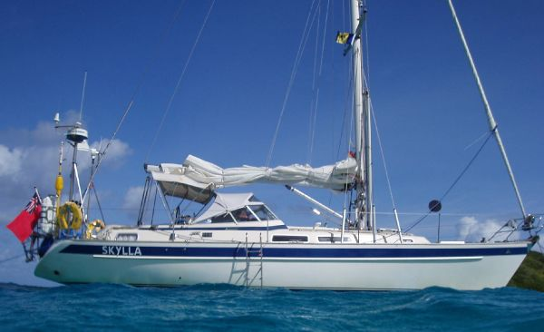 Boat Name: SKYLLA; Year: 1999; Builder: Hallberg-Rassy Varvs AB; Model: 36 ...