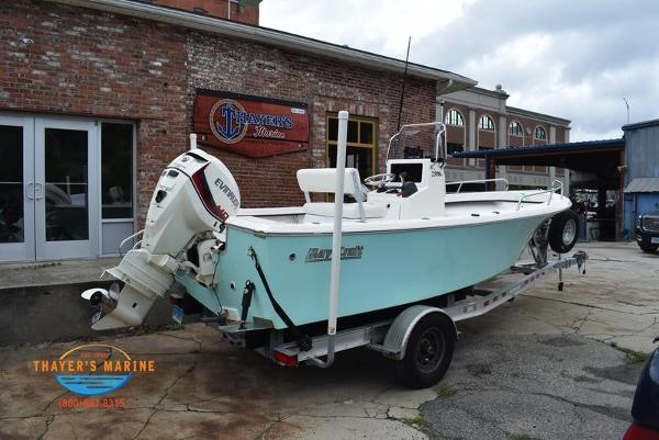 2018 May-Craft boat for sale, model of the boat is 1900CC & Image # 3 of 37