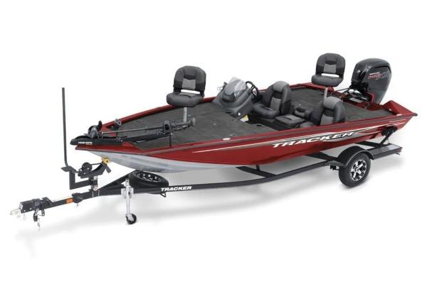 2020 Tracker Boats boat for sale, model of the boat is Pro Team™ 195 TXW Tournament Ed. & Image # 1 of 35